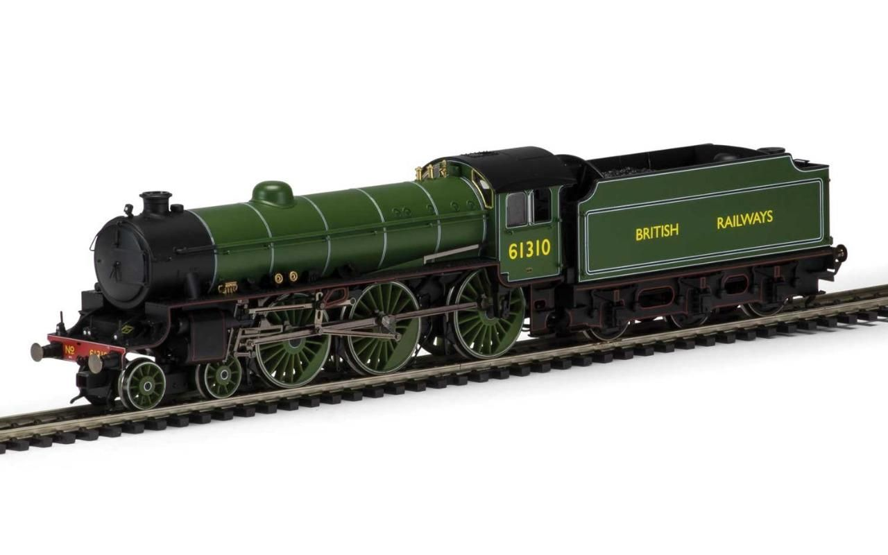 Hornby r3338 1 76 oo scale br 4 6 0thompson b1 class 61310 for Hornby garden designs